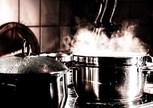 Safety While Cooking for the Holidays